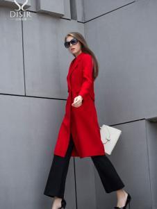 迪丝爱尔女装大衣