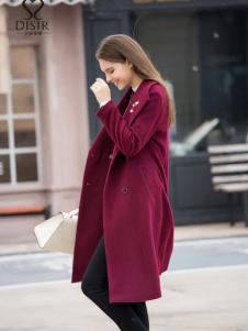 迪丝爱尔女装新款大衣
