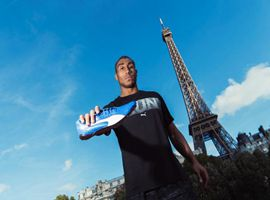 PUMA正式宣布签约法国短跑运动员吉米-维考特