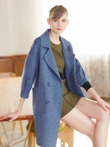 金蝶茜妮冬装新款大衣