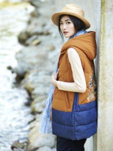 丽比多女装秋冬装新款羽绒服