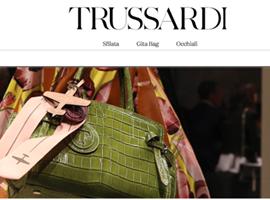 意大利奢侈龙都国际娱乐Trussardi辟谣出售传闻 正集中精力生产销售(图)