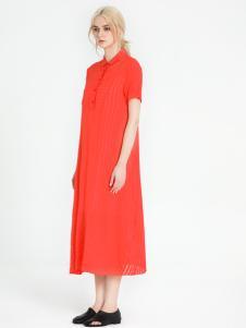 读衣拾年2017新款连衣裙