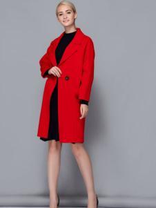 依路佑妮女装欧美时尚大衣