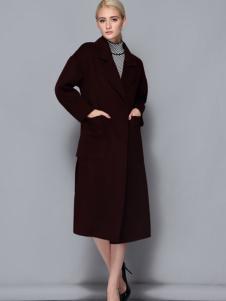 依路佑妮欧版时尚大衣