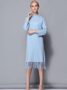 依路佑妮女装针织裙