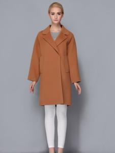 依路佑妮女装韩版经典大衣