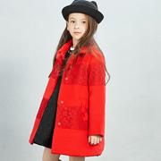 卓维乐童装:深秋初冬时应该选择怎样的大衣?