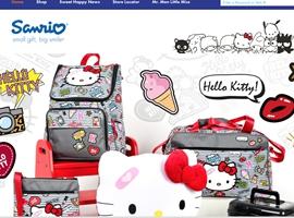 Hello Kitty要长大了 日本三丽鸥计划将其拓展到成人市场