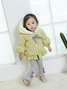 淘淘猫2017冬季新款小童羽绒服