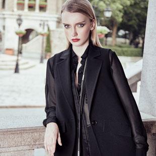 加盟ANOTHER ONE高街风格品牌女装 每季产品FAB等系统培训 诚邀加盟!