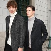 爱迪丹顿 简单的毛衣也能搭出型男范!