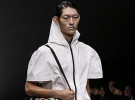 中国国际时装周:刘盛毅2018春夏时装——以包容之心思考收纳形态