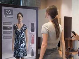 双11近在眼前,虚拟试衣间颠覆传统走秀