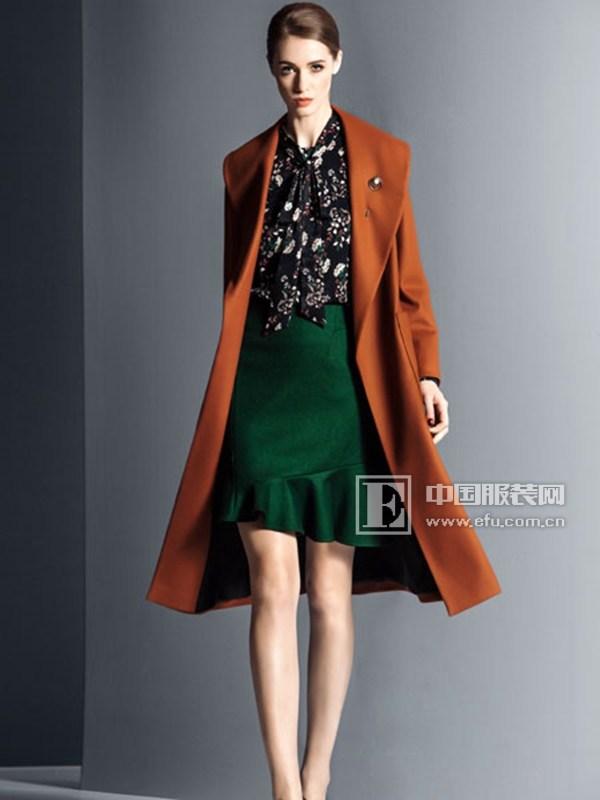 卡索女装用心绘画你的时尚光彩