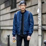 快时尚潮牌唐束男装:潮男的时尚路,怎能少了一件短夹克?