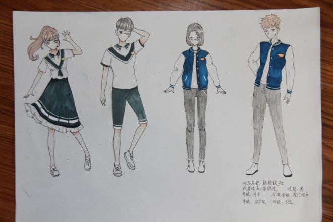 2017虎门镇中小学生服装概念设计大赛获奖名单出炉图片