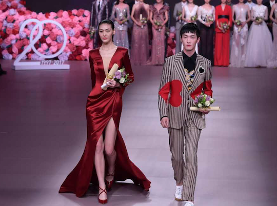 2018SS梅赛德斯-奔驰中国国际时装周圆满落幕