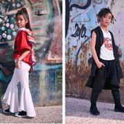 久久JOJO童装 | 中国国际时装周街拍告诉你,东方文化是18年春夏最时髦的元素