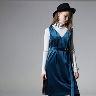 SIEGO西蔻知名设计师女装诚邀加盟-摩登文艺、潮流时尚!