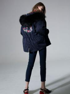 SIEGO西蔻2017冬款羽绒服