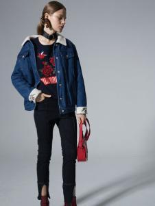 SIEGO西蔻女装外套17新款