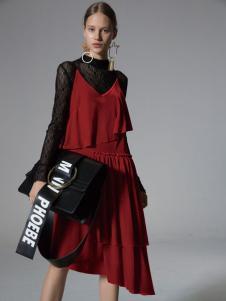 西蔻女装连衣裙两件套