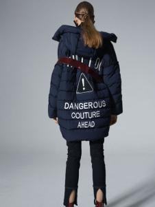 SIEGO西蔻女装文艺复古外套