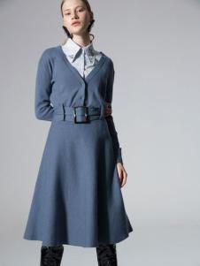 SIEGO西蔻文艺连衣裙