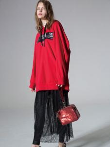 SIEGO西蔻女装卫衣2017