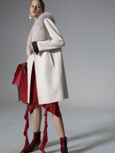 西蔻女装时髦大衣