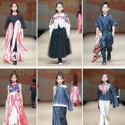 久久JOJO童装《风起敦煌》儿童东方文创美学生活趋势概念发布秀 | 各大媒体争相报道《