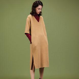 欧美简约时尚风格女装KENNY扣扣火爆加盟中!进口面料、独到板型、大众价格!