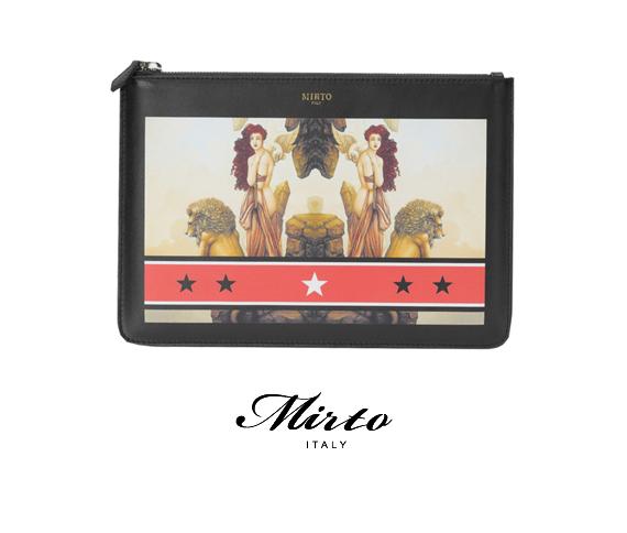 MIRTO艺术画手包