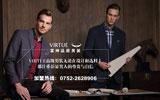 开品牌男装店 就选20年富绅品质男装!