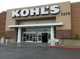 科尔士百货三季度同店销售录得0.1%升幅 为6个季度来首次