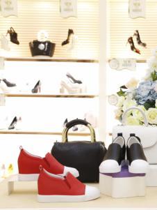 圣恩熙女鞋新款休闲鞋