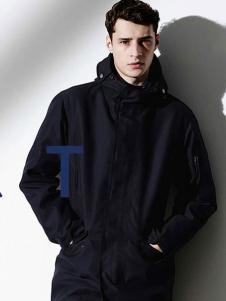HS男装夹克17新款