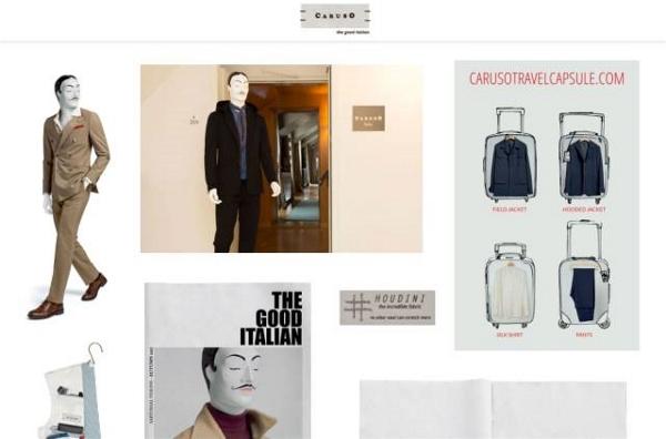 复星收购奢侈男装品牌Caruso控制性股权 现任董事长将离职