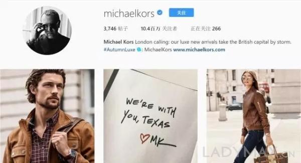 粉丝超3800万 Michael Korss如何成76岁Coach的强劲对手?