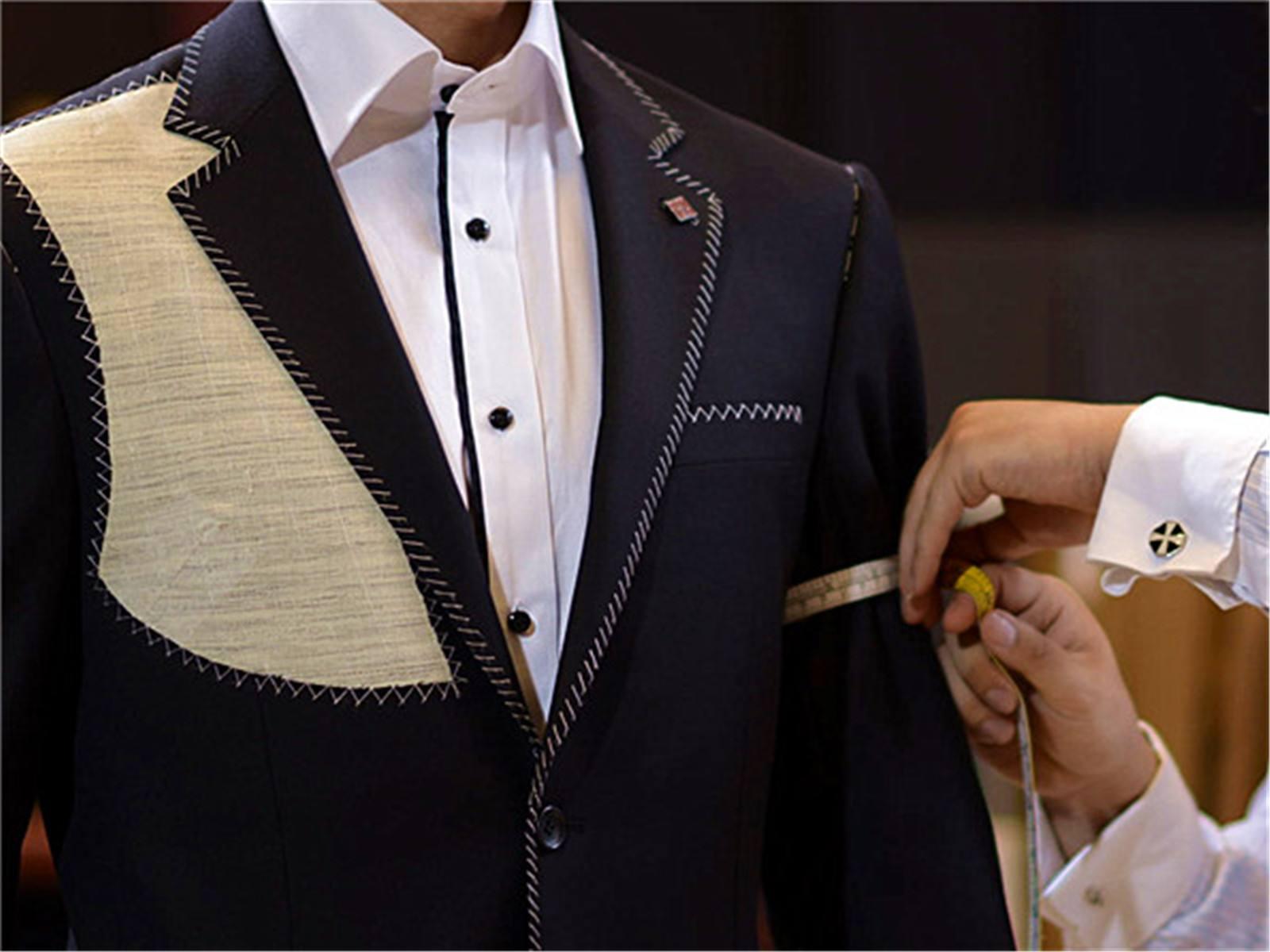 深圳有口碑的高级西装定制提供商高级西装定制