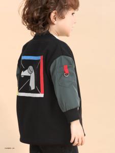 童戈2017秋冬男童新款外套