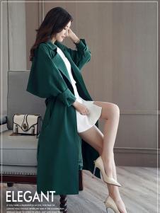 千姿惠女装新款大衣