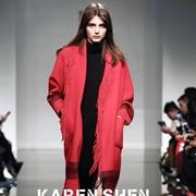 凯伦诗女装新品 选择不一样的色彩也很重要