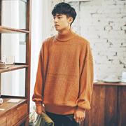最新款潮流穿毛衣任你选,Saslax莎斯莱思男装保暖又时髦