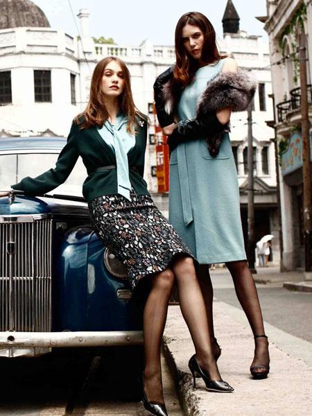 卡索女装时尚套装