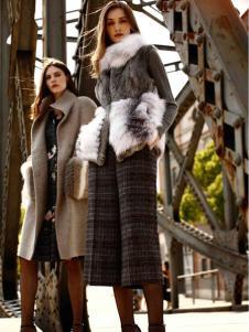 卡索女装17新款外套