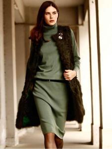 卡索女装时髦两件套