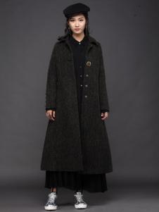 布兰雅长款大衣