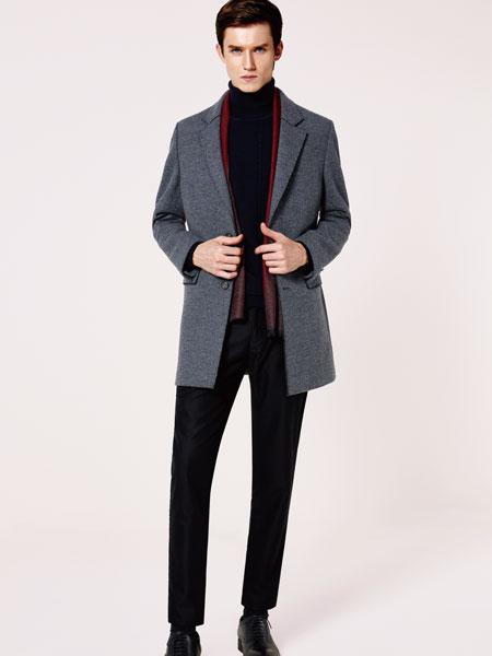 杉杉男装冬款外套